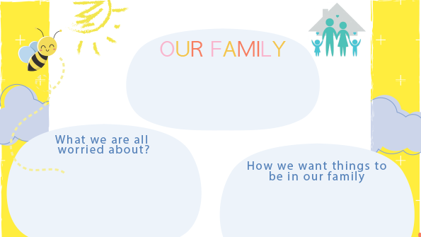 Visual Child Friendly Case Plan Template 2
